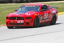 #51 Roush Performance Mustang Boss 302R Shelby Blackstock Jade Buford