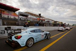 Aston Martin Le Mans Festival: Ulrich Bez