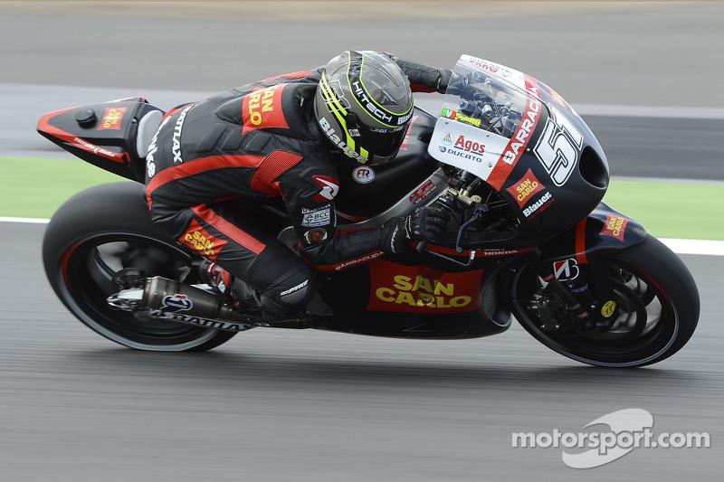 2012: Michele Pirro (FTR-Honda MGP12)
