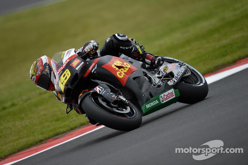 2012: Álvaro Bautista (Honda RC213V)