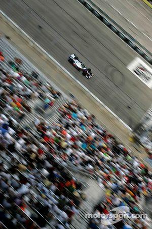 Марко Андретти. Милуоки, субботняя гонка.