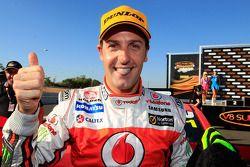 Race winnaar Jamie Whincup
