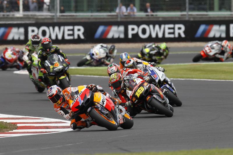 GP de Grande-Bretagne 2012