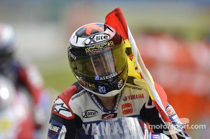 #21 GP de Grande-Bretagne 2012 (Yamaha)