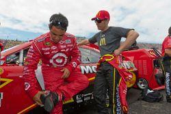 Juan Pablo Montoya, Earnhardt Ganassi Racing Chevrolet et Jamie McMurray, Earnhardt Ganassi Racing C