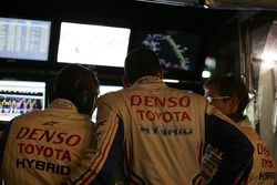 Toyota Pitstand