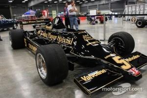 Mario Andretti's 1978 world championship Lotus Type 79 John Player Special