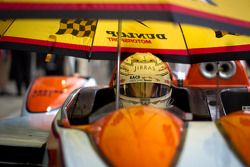 Бертран Багетт, OAK Racing, OAK Pescarolo 01 (№15)