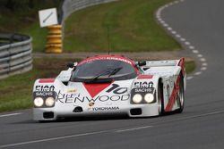#10 Porsche 962: Martin Overington