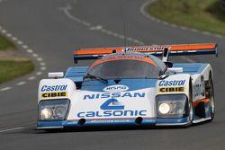 #23 Nissan R88C: Chris Roche