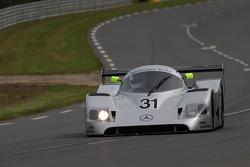 #31 Mercedes C11: Gareth Evans