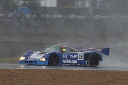 #28 Nissan R90CK: Kent Abrahamson