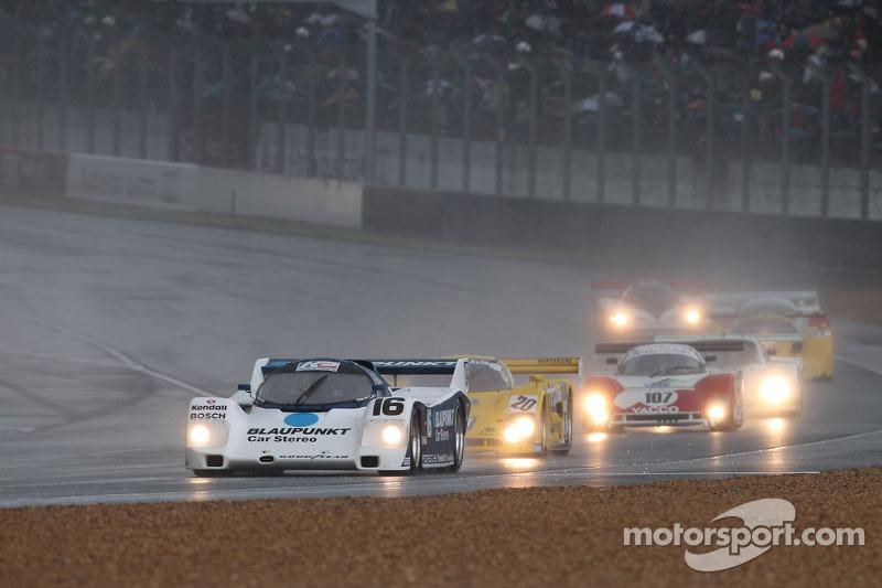 #16 Porsche 962: Zak Brown