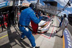 Pitstop #83 JMB Racing Ferrari 458 Italia: Manuel Rodrigues, Philippe Illiano, Alain Ferté