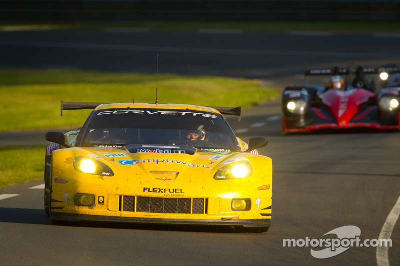 2012: #74 Corvette Racing Chevrolet Corvette C6 ZR1: Oliver Gavin, Tom Milner, Richard Westbrook