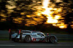 #1 Audi Sport Team Joest Audi R18 E-Tron Quattro : Marcel Fässler, Andre Lotterer, Benoit Tréluyer