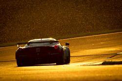 #83 JMB Racing Ferrari 458 Italia: Manuel Rodrigues, Philippe Illiano, Alain Ferté
