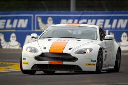 Aston Martin Le Mans Festival: Richard Taffinder, Tim Eakin
