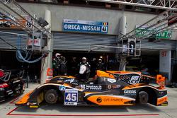 #45 Boutsen Ginion Racing Oreca 03 Nissan