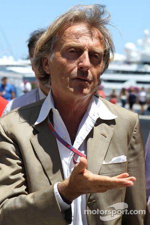 Luca di Montezemolo, Scuderia Ferrari, FIAT Chairman