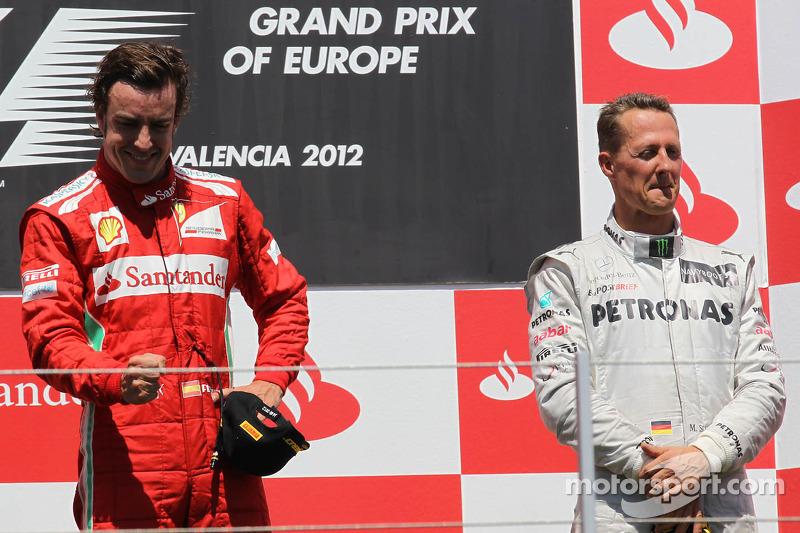 29- GP de Europa de 2012, Circuito urbano de Valencia