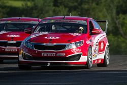 #38 Kinetic/Kia Racing/Russell Smith Kia Optimac: Mark Wilkins