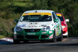 #80 Caban Motorsports/capsparts.com VW Jetta GLI : Patrick Seguin