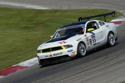 #55 R & C Motorsports Ford Mustang : Richard Golinello