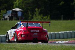 #1 TruSpeed Motorsports/Rob Morgan Porsche 911 GT3 Cup : Lawson Aschenbach