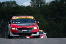 #81 Durabond Racing Honda Civic Si : Anthony Rapone
