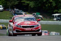 #36 Kinetic/Kia Racing/Russell Smith Kia Optimac: Michael Galati
