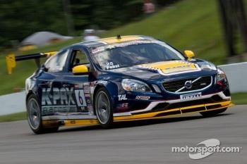 #6 K-Pax Racing Volvo S60: Randy Pobst