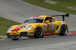 #91 Porsche Cayman S: Ernie Jakubowski