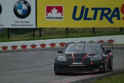 #11 Black Dog Racing Chevrolet Corvette : Tony Gaples
