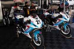 21 Elena Myers Suzuki GSXR-600