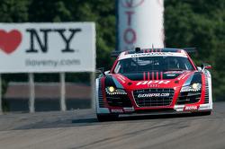 #52 APR Motorsport Audi R8 Grand-Am: Marc Basseng, Frank Stippler