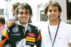 Pietro Fantin en Felipe Nasr