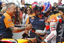 Casey Stoner, Repsol Honda Team, vainqueur