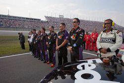 Joe Gibbs Racing team