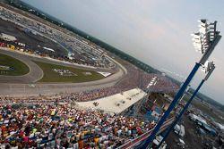 Vista general del Kentucky Speedway