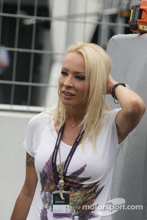 Cora Schumacher, Frau von Michael Schumacher