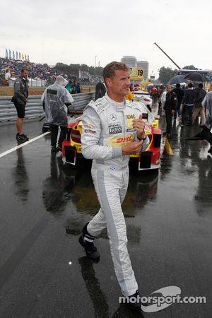 David Coulthard, Mücke Motorsport, AMG Mercedes C-Coupe