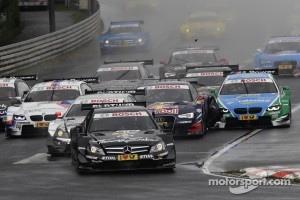 Start of race in Norisring