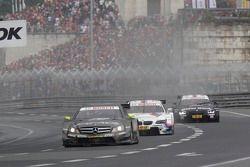 Ralf Schumacher, BMW Team RMG, BMW M3 DTM; Bruno Spengler, BMW Team Schnitzer, BMW M3 DTM