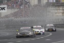 Ralf Schumacher, BMW Team RMG BMW M3 DTM, Bruno Spengler, BMW Team Schnitzer BMW M3 DTM