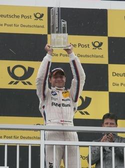 Podium, 3rd Bruno Spengler, BMW Team Schnitzer BMW M3 DTM