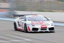 #31 Ruffier Racing Lamborghini Gallardo LP520+: Romain Brandela, Georges Cabennes
