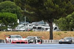 #82 GCR Racing Dodge Viper: Gael Lesoudier, Luc Paillard, Gael Vannelet