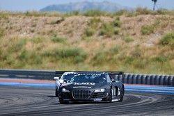 #30 GT3 Racing Audi R8 LMS: Peter Belshaw, Craig Wilkins, Aaron Scott