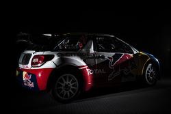Speciaal ontworpen Citroën DS3 voor Sébastien Loeb op de X-Games